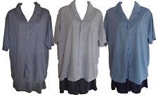 7a9d5a0b24 Herren Shorty Schlafanzug kurz Gr. M, L, XL, XXL verschiedene Farben NEU