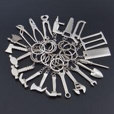 12 Stil Gabelschlüssel Handwerker Schlüsselanhänger Car Keychain Werkzeug Gifts