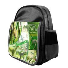 Personalised Child's Dinosaur Ruck Sack Back Pack Nursery Play School Bag GIFT
