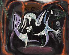 "PABLO PICASSO Poster or Canvas Print ""Le Cirque"""