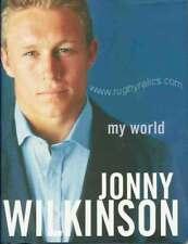 Jonny Wilkinson England & British Lions Rugby Libro