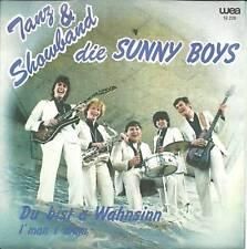Single / TANZ & SHOWBAND DIE SUNNY BOYS / AUSTRIA /