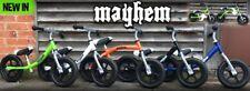 NEW Mayhem Balance Bike for Kids, Children. No pedal, Lightweight