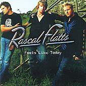 Rascal Flatts CD Feels Like Today (USA Import+Bonus Track-Exc!)
