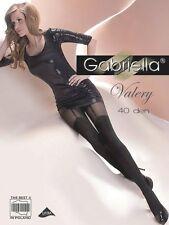 """MOCK SUSPENDER STOCKINGS-TIGHTS-GABRIELLA"""" VALERY"""" 40/20 DENIER"""