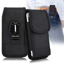 Strapazierfähiges robustes Nylon-Handytasche mit Gürtelclip Holster für Handy