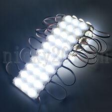 Brightest 3030 LED Module Light 3W 3LEDs White Side Emitting Waterproof 12V