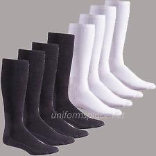 Fox River Socks 2 Pairs Westerner Work Boot Sock Over-the-calf 6520 White, Black