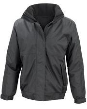Result Core R221F Ladies Channel Jacket Waterproof Windproof Coat Size XS-XXL