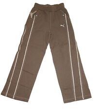 PUMA Shift Pantalon de Survêtement Open marron sport d'entraînement loisirs