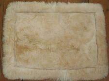100% Alpaca Fluffy 'Pamper'/Bedside/Small Luxury Rugs - in UK