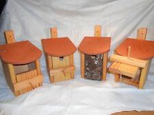 1 Sk. Nistkasten Meisenkasten Starenkasten aus Douglasienholz Größenwahl