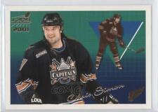 2a6551241be 2000-01 Pacific Aurora  150 Chris Simon Washington Capitals Hockey Card