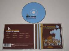PULP FUSION/RETURN TO THE TOUGH SIDE (HURT 007) CD ALBUM