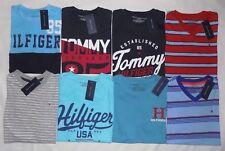 NWT TOMMY HILFIGER BOYS/' T-SHIRTS,100/% COTTON,S//P M 16//18 8//10 12//14 XL L 20