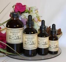 BARBERRY ROOT Extract Berberis vulgaris Organic Folk Tincture Heart Liver SIBO