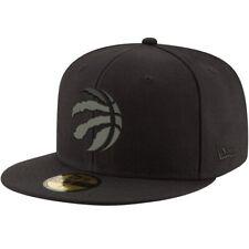 New Era 59Fifty Cap - NBA BLACK Toronto Raptors