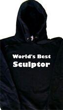 WORLD'S BEST SCULTORE Felpa