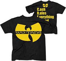 Raekwon Wutang Clan - Dinero Rules - Camiseta S-M-L-XL-2XL Nuevo Oficial