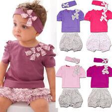 Baby Girl Purple Dress Set 3 piece Headband NEW AMISSA DESIGN 9 month to 3 years