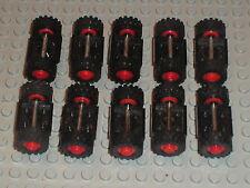 Lot de roues LEGO vintage /  wheels 122c01 / 590 374 1966 6367 6383 6692 6679 ..