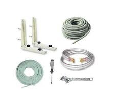 """Komplettes Montageset für Klimaanlagen Installation 1/4""""+3/8"""" (6/10mm),varianten"""