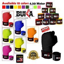 BUKA Boxing Hand Wraps Boxing Bandages Wrist Protecting Fist Punching 10-Colours