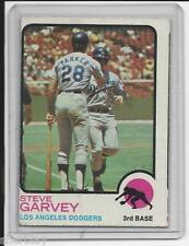 1973 Topps STEVE GARVEY L A Dodgers # 213 Baseball Card in Hard Sleeve ProShip