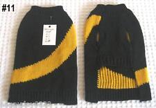 Dog Coat Jumper Sweater, #11, Size XS, S, M, L, XL, Suit Small to Medium Dog