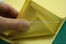 Nuevo 5-100 piezas de papel térmico de transferencia de tóner de calor A4 para placa prototipo PCB de hierro
