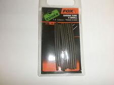 FOX Bordi Trans Khaki Shrink tube 10pk tutte le taglie Carp Fishing Tackle