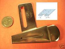 INDUSTRIAL 2-NEEDLE SEWING MACHINE BELT LOOP FOLDER CHOOSE 16,20,24,28,32mm