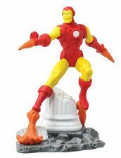 Marvel Comics figurine de collection Iron Man 7 cm Collectible Diorama 68002-