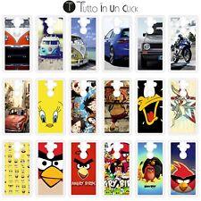 Custodia cover RIGIDA BIANCA per Nokia 9 -sb  Design _276_294