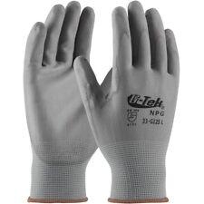 G-Tek NPG Polyurethane Coated Knit Nylon Work Gloves