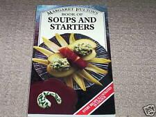 MARGARET FULTON - Book of SOUPS & STARTERS