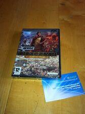 IMPERIUM CIVITAS FX PREMIUM_GAME PC-DVD ROM_NUOVO!STRATEGICO ITALIANO INGLESE