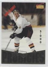 1995-96 Signature Rookies Auto-Phonex Prodigies P3 Dan Cleary Rookie Hockey Card