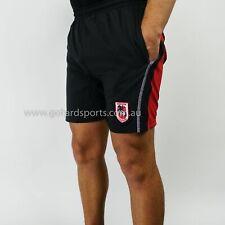 St George Illawarra Dragons Core Training Shorts (Adults + Kids Sizes) *BNWT*