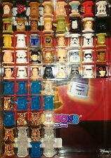 Choose Pick Abatons Star Wars Gold Golden TESCO Boba Poe Phasma Anakin Lando BB8