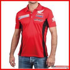 Tucano Honda Hrc Team Polo Maglietta Originale Ufficiale Rossa
