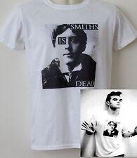 Worn by Morrissey Oscar Wilde T-Shirt kill uncle tour merchandise smiths moz