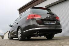 Fox Sportauspuff Duplex für VW Passat Variant 3C B7 Ø55 Endschalldämpfer 1x100mm