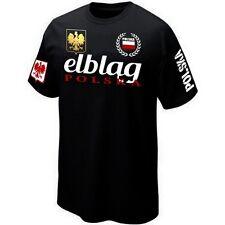 T-Shirt ELBLAG POLSKA POLAND POLOGNE - Maillot ★★★★★★