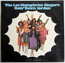 LP (s) - GOIN´ DOWN JORDAN - The Les Humphries Singers - Decca Sonderauflage