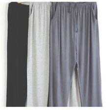 Men Lounge Pajamas Bottom Trousers Pants Pyjamas Loungewear Nightwear Gym Soft