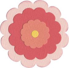 """Quickutz REV-0315-S """"Flower"""" 1 Cutting Die"""