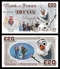 L'OLAF - congelati Novità BANCONOTE / Party Bag Filler