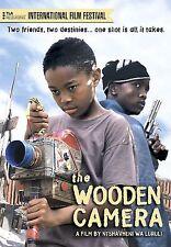 The Wooden Camera DVD, Jean-Pierre Cassel, Junior Singo, Ntshavheni Wa Luruli