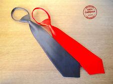 Cravatta Cravattino con Zip Feste Cerimonie Strip Tease Addio al Nubilato Festa